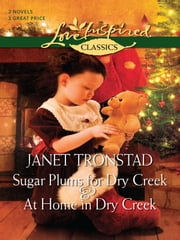 Sugar Plums for Dry Creek and At Home in Dry Creek ebook by Janet Tronstad