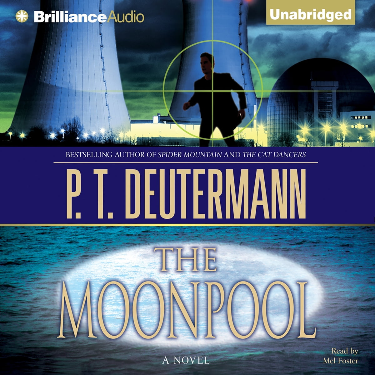 Moonpool, The Audiobook by P. T. Deutermann - 9781423336204 | Rakuten Kobo