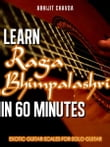 Learn Raga Bhimpalashri in 60 Minutes (Exotic Guitar Scales for Solo Guitar)