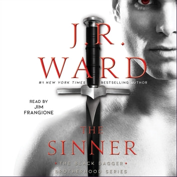 The Sinner sesli kitap by J.R. Ward