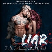 Liar audiobook by Tate James