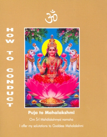 How To Conduct Puja to Mahalakshmi ebook by Dr. A. V. Srinivasan