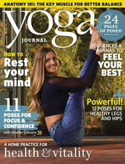 Yoga Journal - Issue# 1 - Active Interest Media magazine