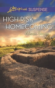 High-Risk Homecoming - Faith in the Face of Crime ebook by Alison Stone