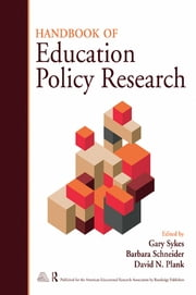 Handbook of Education Policy Research ebook by