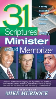 31 Scriptures Every Minister Should Memorize ebook by Mike Murdock