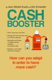 Cash booster - How can you adapt in order to have more cash? ebook by Jean-Michel Erault et Eric Ermantier