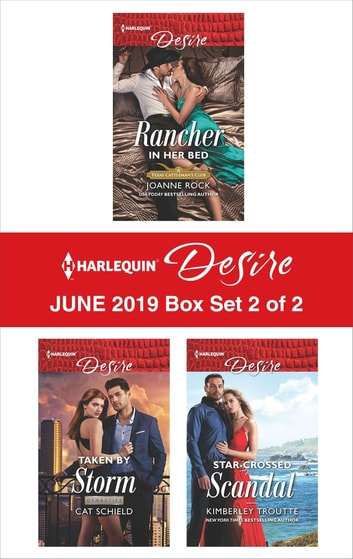 Harlequin Desire June 2019 - Box Set 2 of 2 ebook by Joanne Rock,Cat Schield,Kimberley Troutte