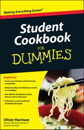 Student Cookbook For Dummies ebook by Oliver  Harrison