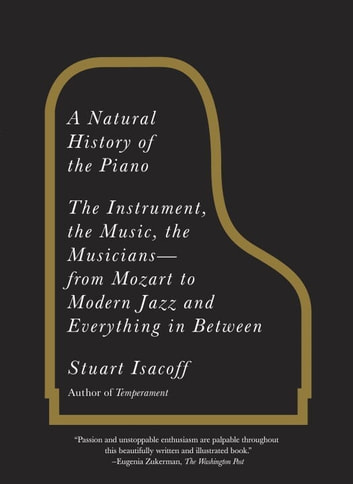 A Natural History of the Piano - The Instrument, the Music, the Musicians--from Mozart to Modern Jazz and Everything in Between ebook by Stuart Isacoff