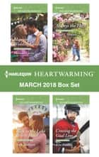 Harlequin Heartwarming March 2018 Box Set - Marrying the Wedding Crasher\Back to the Lake Breeze Hotel\Always the Hero\Crossing the Goal Line ebook by Melinda Curtis, Amie Denman, Anna J. Stewart,...
