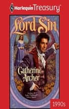 Lord Sin ebook by Catherine Archer