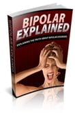Bipolar Disorder Explained