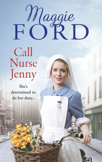 Call Nurse Jenny ebook by Maggie Ford