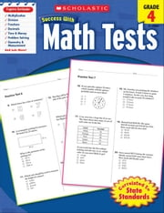 Scholastic Success with Math Tests (Grade 4) ebook by Dooley, Virginia