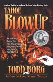 Tahoe Blowup ebook by Todd Borg