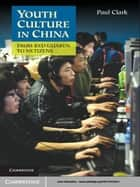 Youth Culture in China - From Red Guards to Netizens ebook by Paul Clark