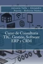 Curso de Consultoría TIC. Gestión, Software ERP y CRM ebook by Antonio Valle