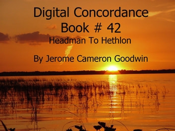 Horned To Idols - Digital Concordance Book 44 (Digital Concordance Of The Bible)