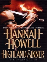 Highland Sinner ebook by Howell, Hannah