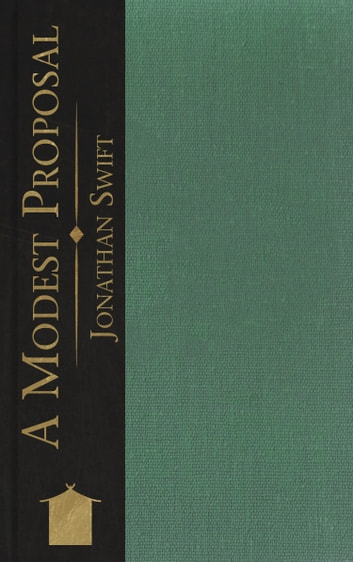 a review of a modest proposal a juvenalian satirical essay by jonathan swift A modest proposal is a satirical essay published anonymously by jonathan swift in 1729 the essay's full title, a modest proposal for preventing the children of poor people from being a.
