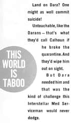This World Is Taboo ebook by Murray Leinster