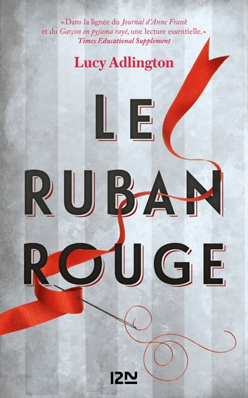Le Ruban rouge ebook by Lucy ADLINGTON