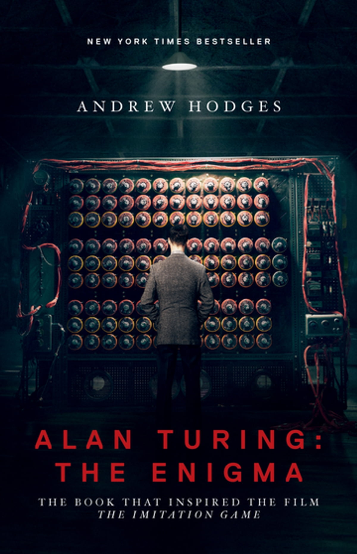 Alan Turing: The Enigma  The Book That Inspired The Film