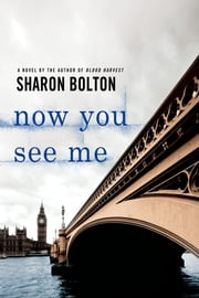 Now You See Me - A Lacey Flint Novel ebook by Sharon Bolton,S. J. Bolton