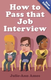 How To Pass That Job Interview 5th Edition Ebook By Julie