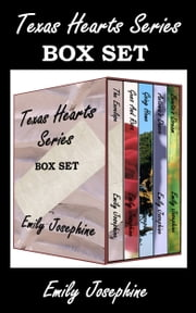 """Texas Hearts"" Series Box Set ebook by Emily Josephine"