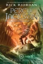Ebook The Sea of Monsters di Rick Riordan