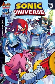Sonic Universe #89 ebook by Ian Flynn,Adam Bryce Thomas
