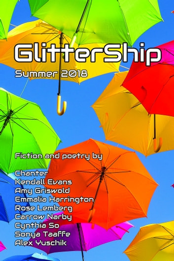 GlitterShip Summer 2018 ebook by Keffy R.M. Kehrli