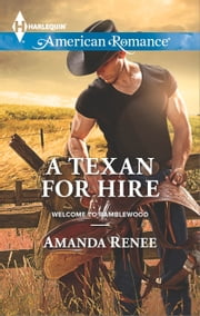 A Texan for Hire ebook by Amanda Renee