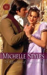 A Question of Impropriety ebook by Michelle Styles