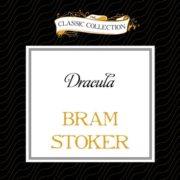 Dracula audiobook by Bram Stoker