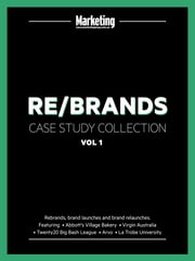 Re/Brands Case Study Collection Vol. 1 ebook by Peter Roper