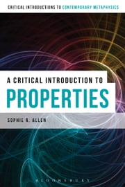 A Critical Introduction to Properties ebook by Dr Sophie Allen
