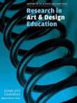 Research in Art and Design Education: Issues and Exemplars
