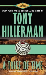 A Thief of Time ebook by Tony Hillerman