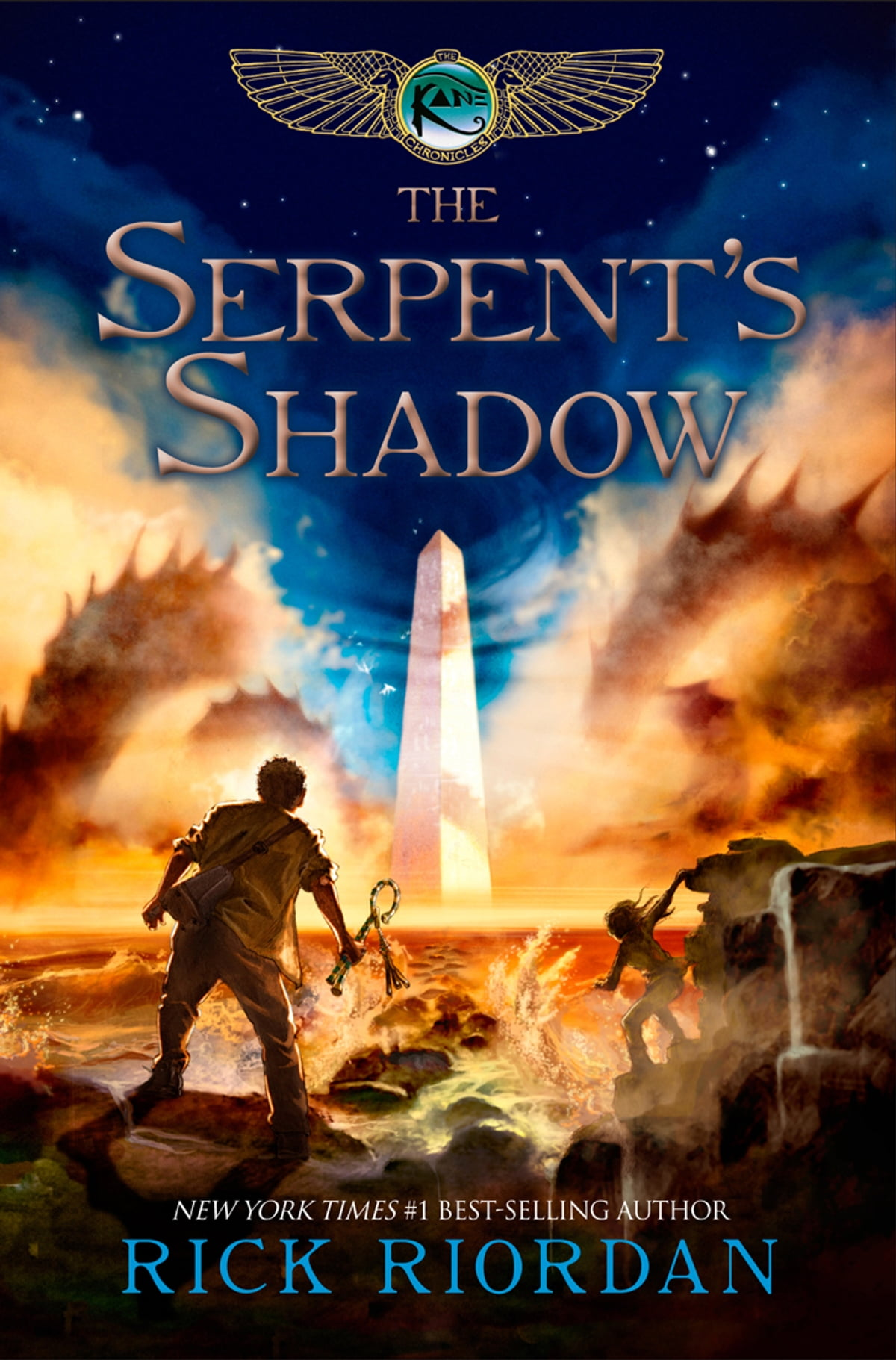 The Kane Chronicles, Book Three: The Serpent's Shadow eBook by ...