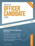 Master the Officer Candidate Tests ebook by Scott A. Ostrow