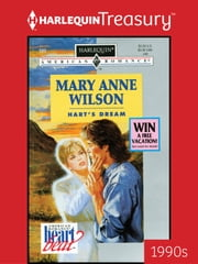 Hart's Dream ebook by Mary Anne Wilson