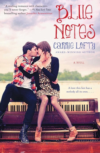 Blue Notes - A Book Club Recommendation! ebook by Carrie Lofty