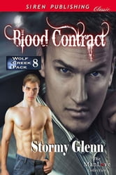 Blood Contract ebook by Stormy Glenn