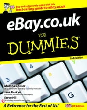 eBay.co.uk For Dummies ebook by Jane Hoskyn,Steve Hill,Marsha Collier