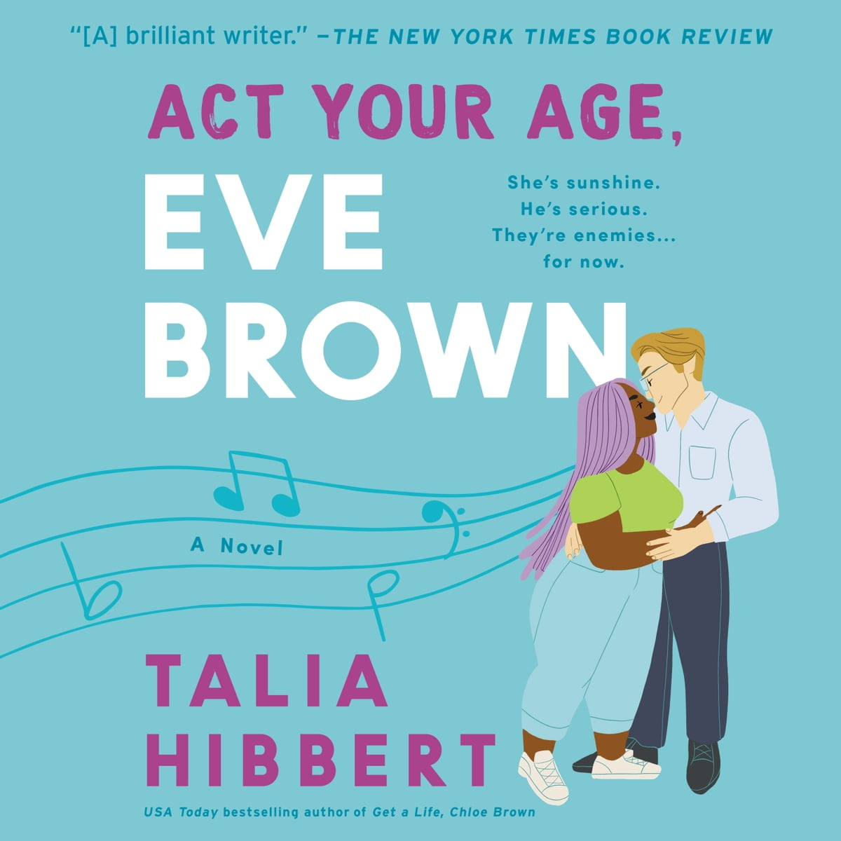 Act Your Age, Eve Brown Audiobook by Talia Hibbert - 9780062941299 |  Rakuten Kobo