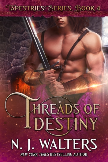 Threads of Destiny ebook by N. J. Walters