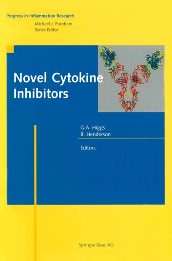 Novel Cytokine Inhibitors ebook by